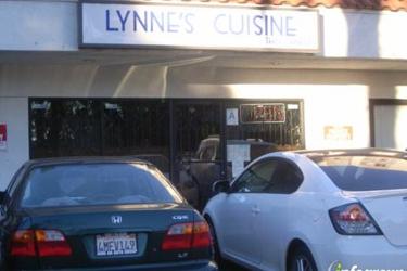 Lynne Cuisine