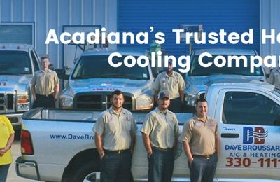 Dave Broussard A/C & Heating - Broussard, LA