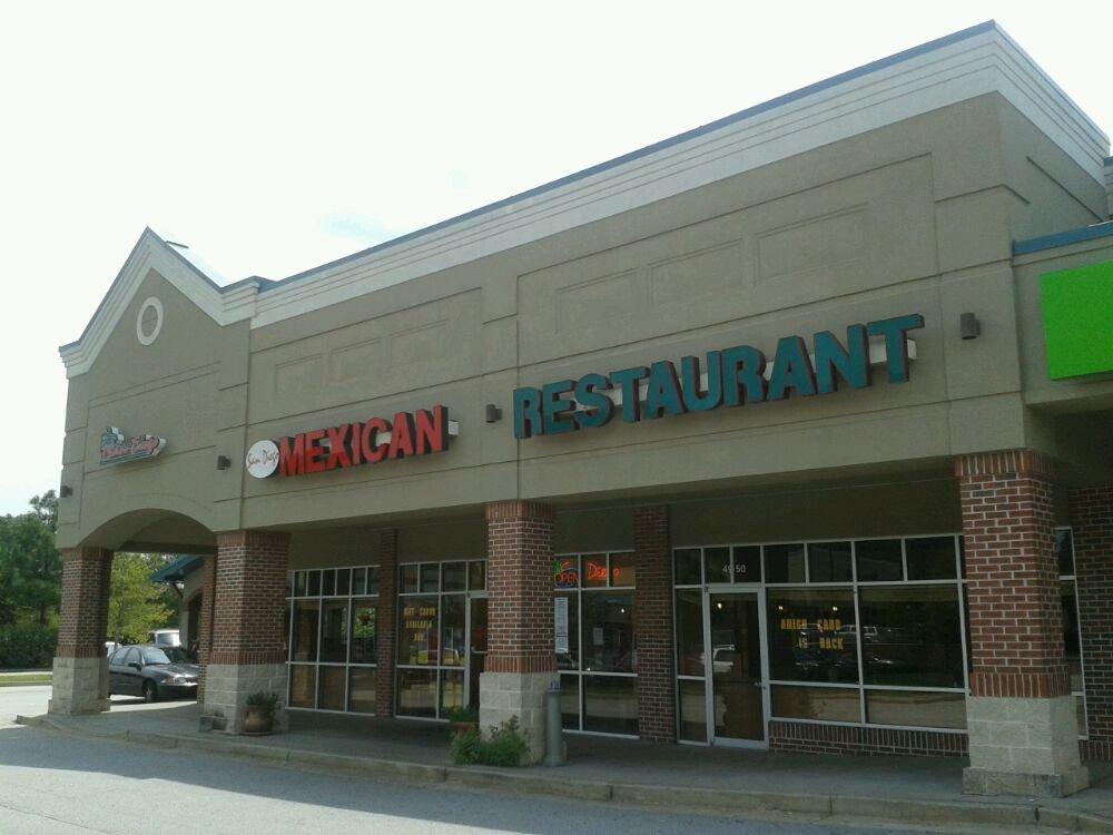 San Go Mexican Restaurant 4959 Bill Gardner Pkwy Ste 101 Locust Grove Ga 30248 Yp