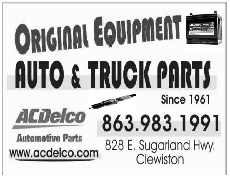 Original Equipment 828 E Sugarland Hwy Clewiston Fl 33440 Yp Com