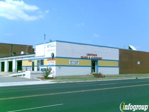 Ledfords Tire And Auto 601 E Trade St Dallas Nc 28034