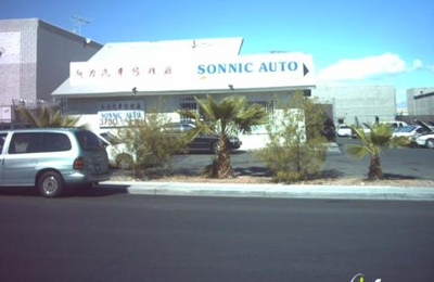 Sonnic auto repair 3730 regulus ave las vegas nv 89102 yp photos 1 sonnic auto repair las vegas solutioingenieria Gallery
