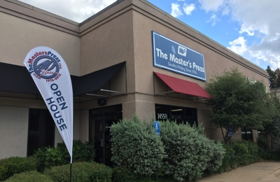 The Master's Press - Dallas, TX. Celebrating 40 years in business!