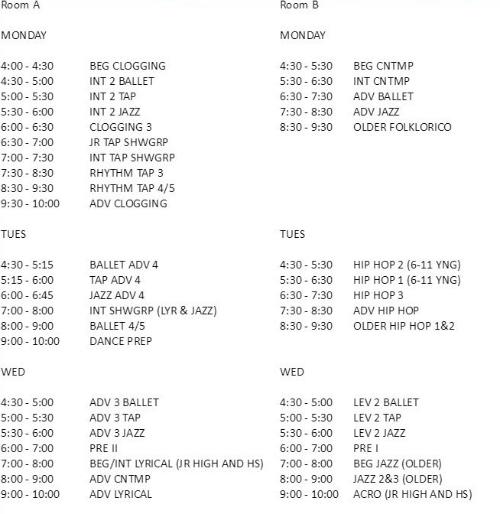 schedule-A