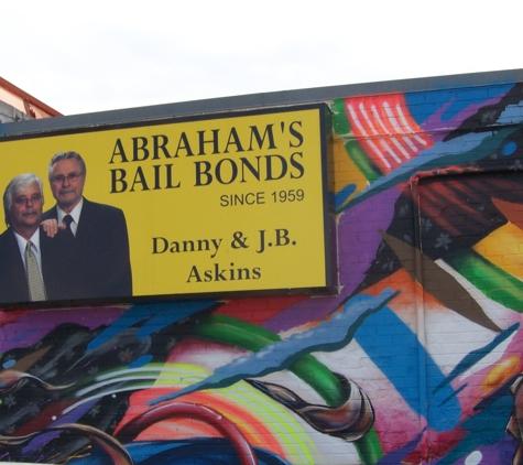 Abraham's Bail Bonds - Oklahoma City, OK. Working for Dads Retirement.