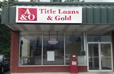 A&O Title Loans & Gold, LLC - Hinesville, GA