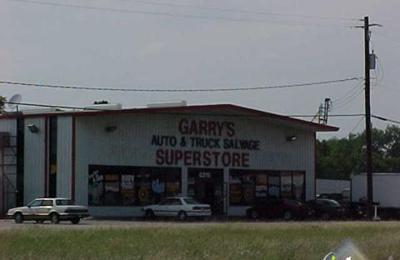 Garry's Auto & Truck Salvage - Houston, TX