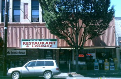 Towne House Restaurant - Silverton, OR