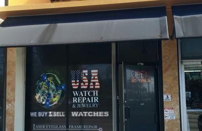 USA Watch Repair - North Miami Beach, FL