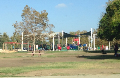Anthony C Bielenson Park - Encino, CA. Play structure