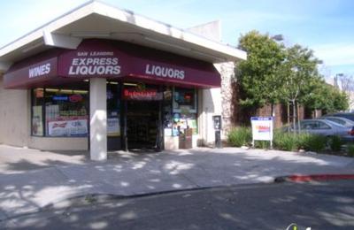 San Leandro Express Liquors - San Leandro, CA