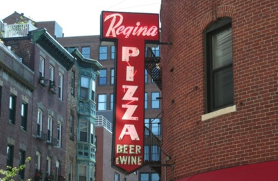 Regina Pizzeria - Boston, MA