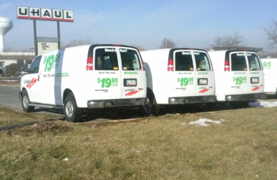 U-Haul Moving & Storage of Merrillville - Merrillville, IN