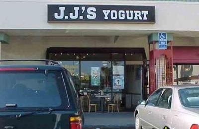 J J's Yogurt - San Mateo, CA