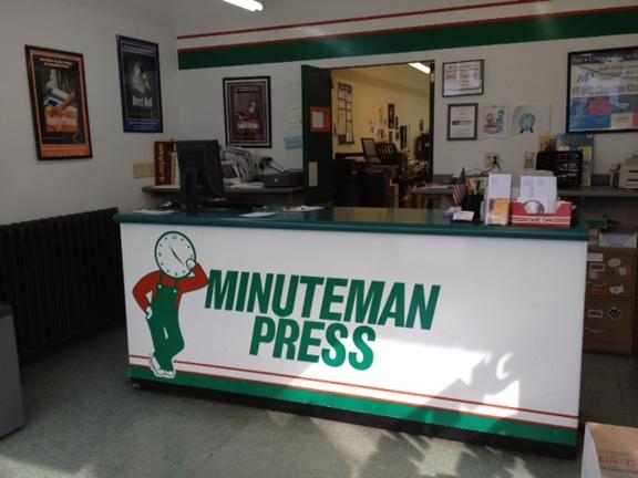 Minuteman Press - Middletown, CT