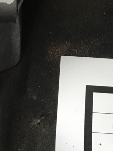 Jeff's Detailing Center - Howard Beach, NY. Carpet still dirty before I even picked up vehicle