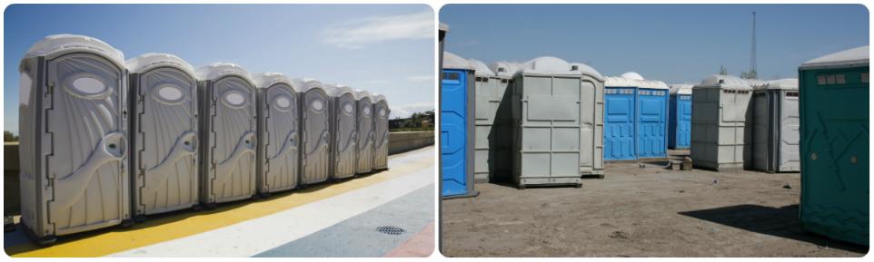 Portable Toilets - High Sierra Toilet Company - New Braunfels - TX