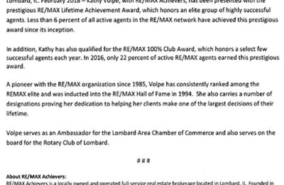 RE/MAX Achievers - Lombard, IL