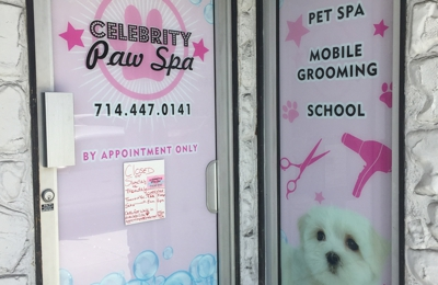 Celebrity Paw Spa - Fullerton, CA