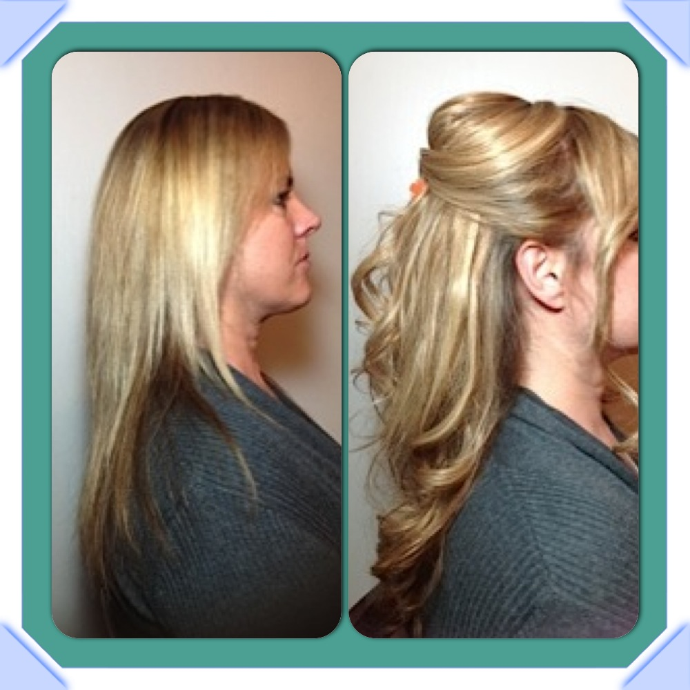 Invisible Human Hair Extensions Pieces Wigs 1946 Monte Vista Dr