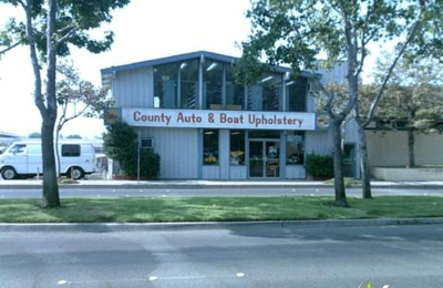 County Auto & Boat Upholstery - Anaheim, CA