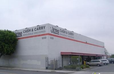 Jetro Cash & Carry - Los Angeles, CA