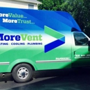 MoreVent  Heating Cooling Plumbing