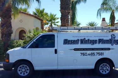 Desert Vintage Plumbing