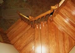 TJ. Hardwood Floor - Prince George, VA