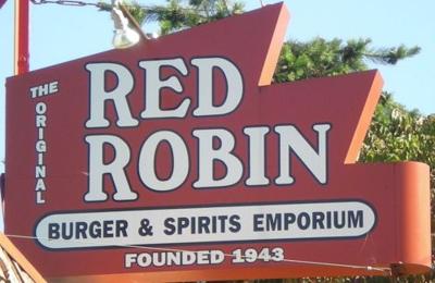 Red Robin Gourmet Burgers - Anchorage, AK