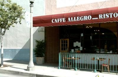 Caffe Allegro - Upland, CA