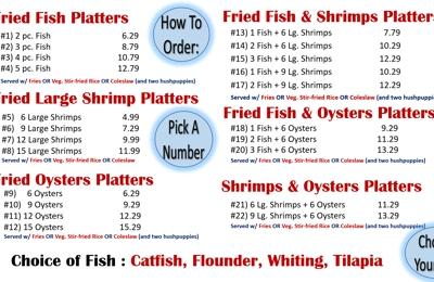Atlantic Seafood Restaurant Columbia Sc