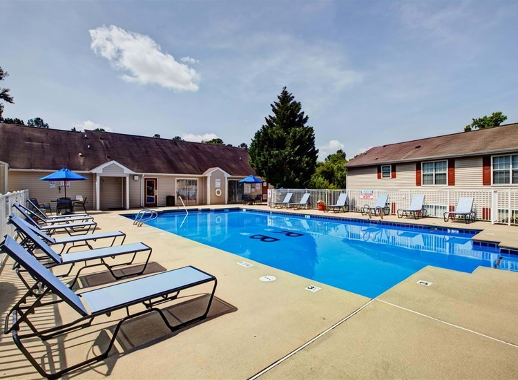 River Birch at Town Center Apartments 2611 Torquay Xing, Raleigh, NC ...