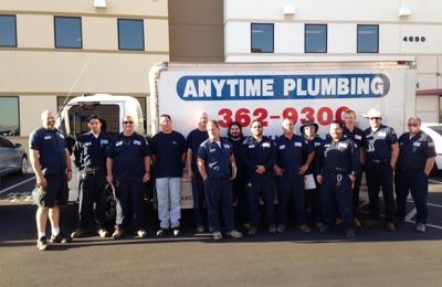 Anytime Plumbing, Inc. - Las Vegas, NV