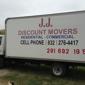 JJ Discount Movers - Houston, TX