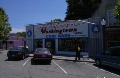 Washingtown Laundry - Berkeley, CA