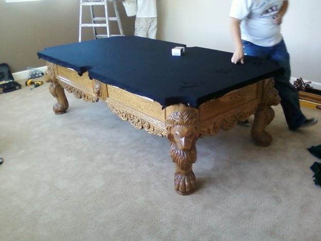 Pool Table Guys Movers Houston Bending Bough Ln Spring TX - Pool table moving company