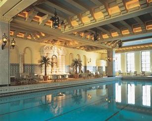 Best Indoor Swimming Pools in U.S. Hotels