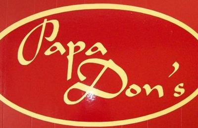 Papa Don's Pizza - Fort Scott, KS