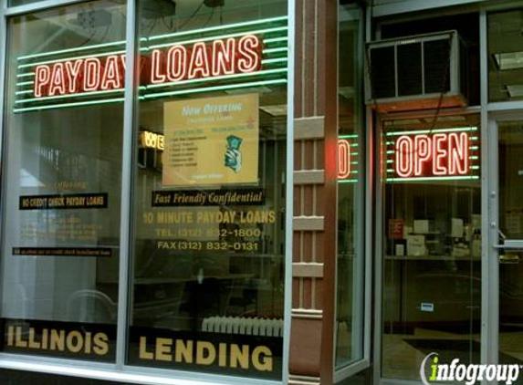 Illinois Lending Corporation - Chicago, IL