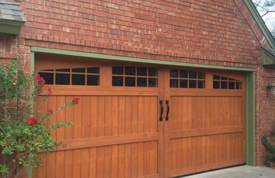 Trotter Overhead Door Garage Home 14000 N Santa Fe Ave