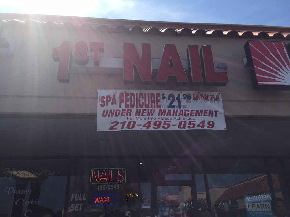First Nail 2832 Thousand Oaks Dr, San Antonio, TX 78232 - YP.com