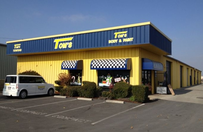 Tom's Body & Paint Inc. - Visalia, CA