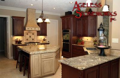 Ageless Stoneworks Inc. - Houston, TX