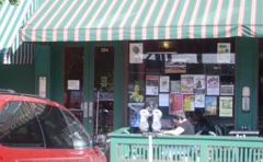 Bazbeaux Pizza (Downtown)
