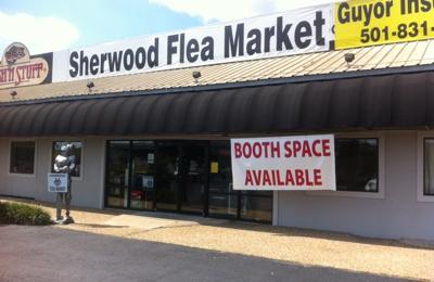 Flea market jacksonville ar