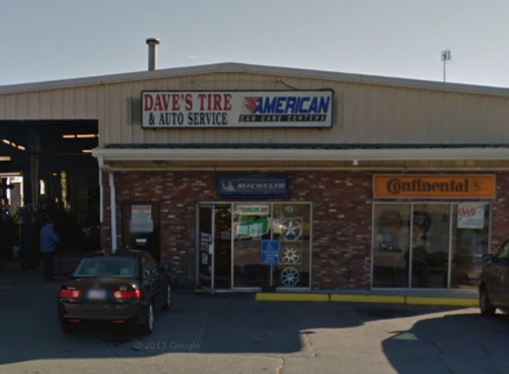 Dave's Tire Pros - Fall River, MA