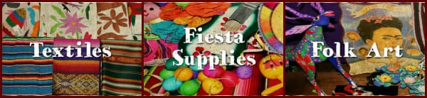 Mexican Decorations and Party Supplies