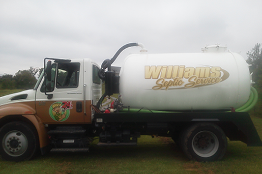 williams septic truck
