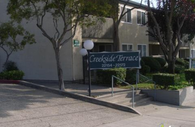 Creekside Terrace Apartments - Castro Valley, CA